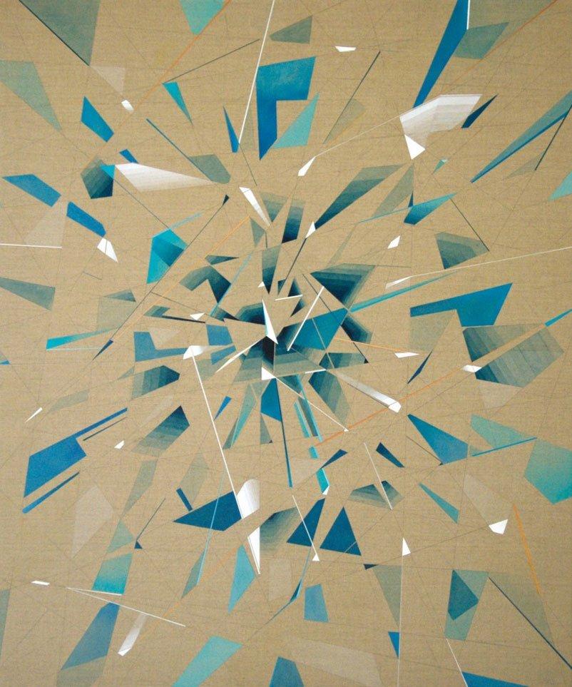Daniel Mullen Artist - Active Expansion