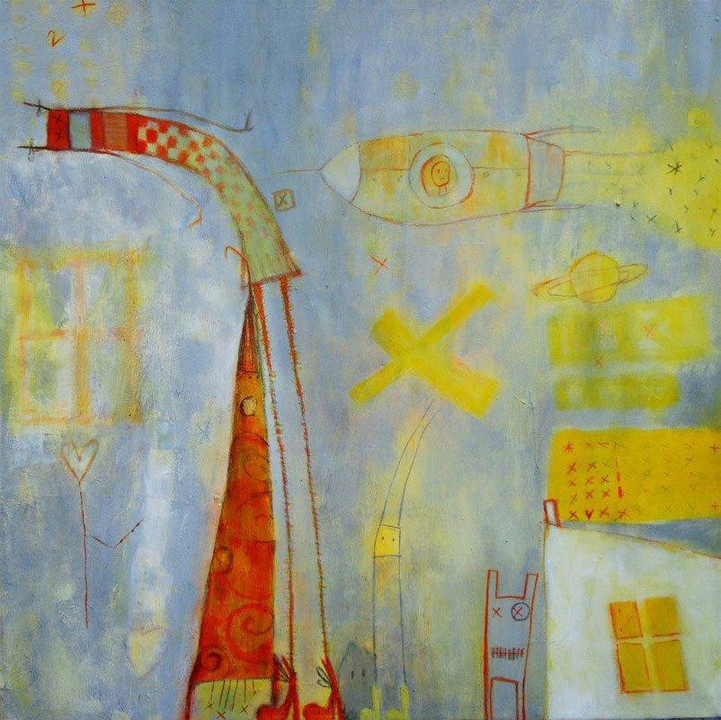 Maria Castro Alonso - My Old Rusty Rocket