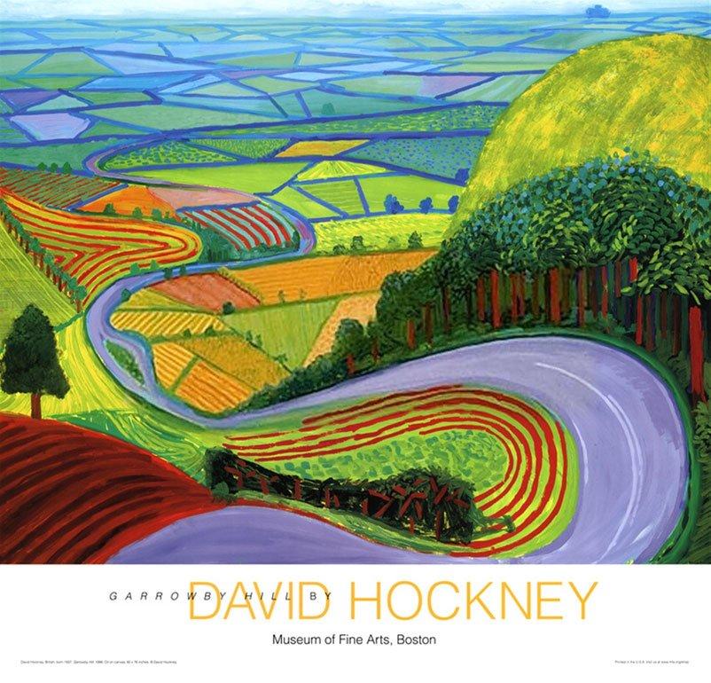 Where To Buy David Hockney Prints Posters Art Moma Uk