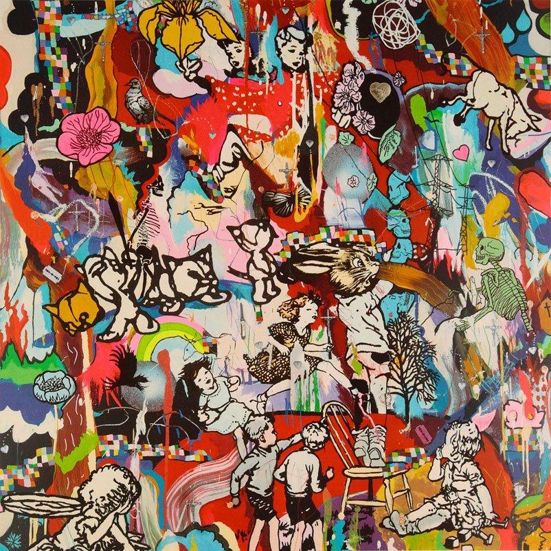 buy dan baldwin prints collectible young british artist