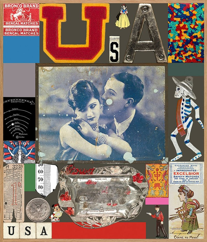 Peter Blake - USA Series Excelsior