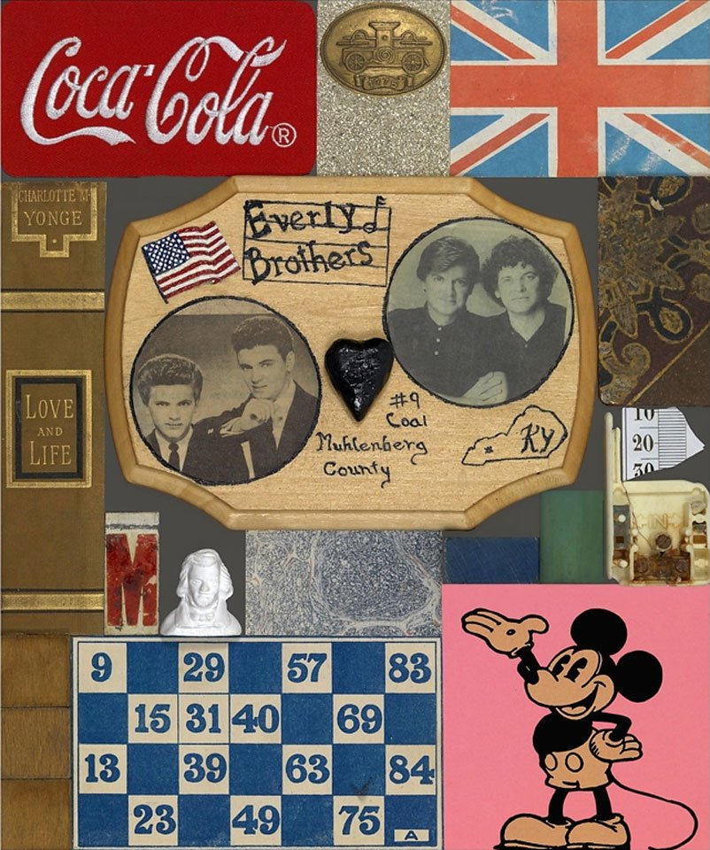 Peter Blake - Wooden Puzzle Series - Everly Brothers