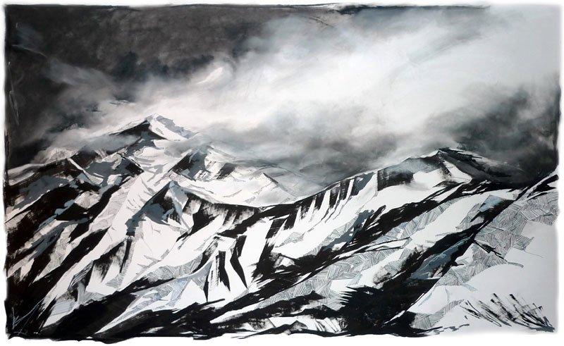 Sam Gare - Crosshatch Mountain
