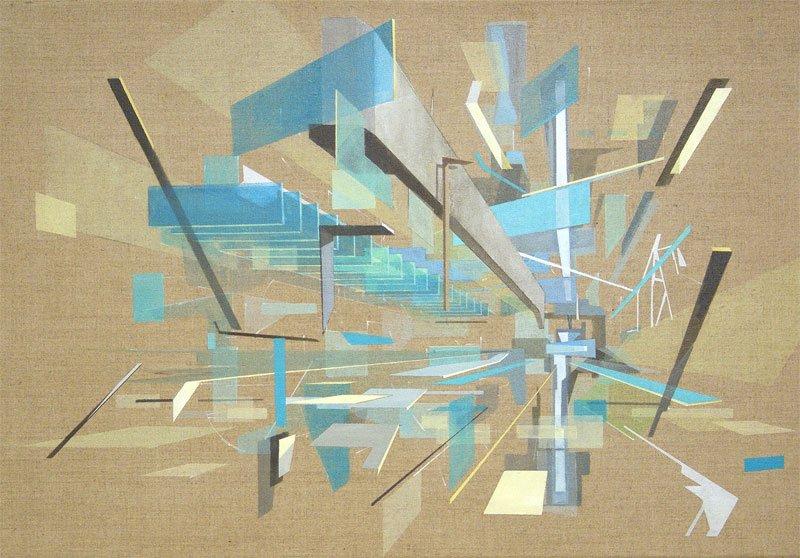 Daniel Mullen - Spatial Inception