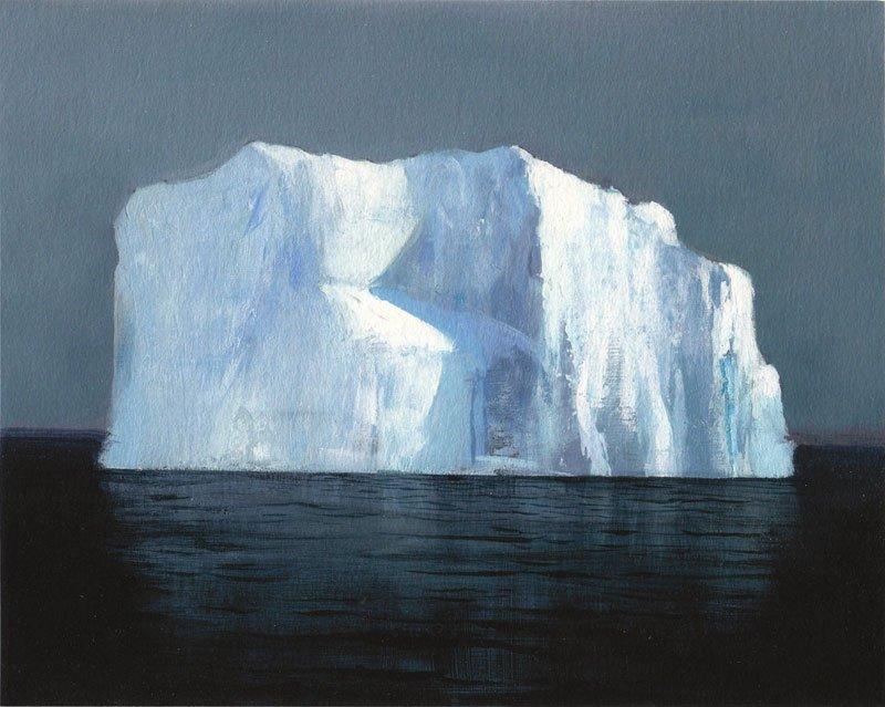 Jeremy Miranda - Massive Ice Wall