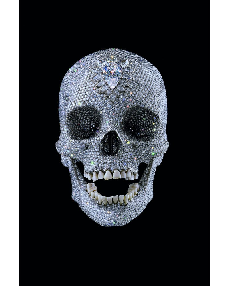 Damien Hirst – For The Love Of God