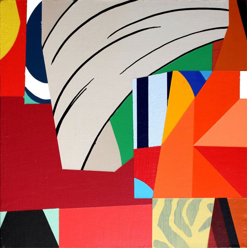 William LaChance - Formal Abstraction (arabesque)