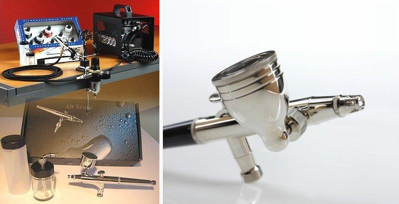 Graphics Direct - Airbrush Equipment