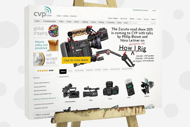 cvp-video-gear