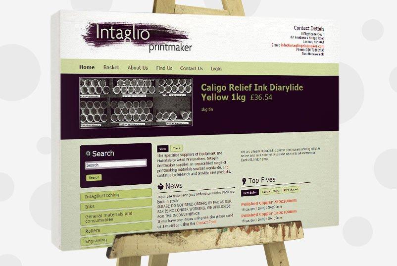 intaglio printmaker supplies