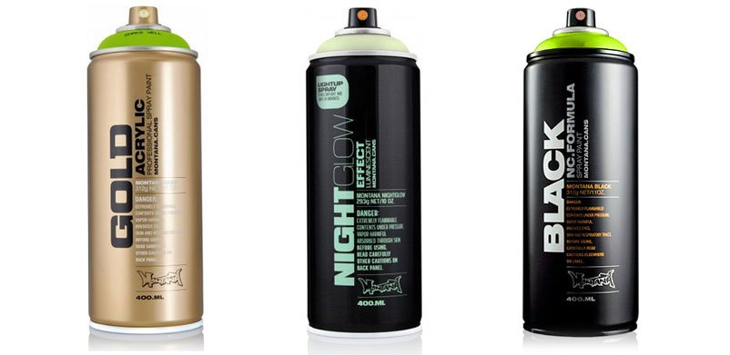 Buy Montana Spray Paint Online