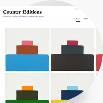 Counter Editions Website
