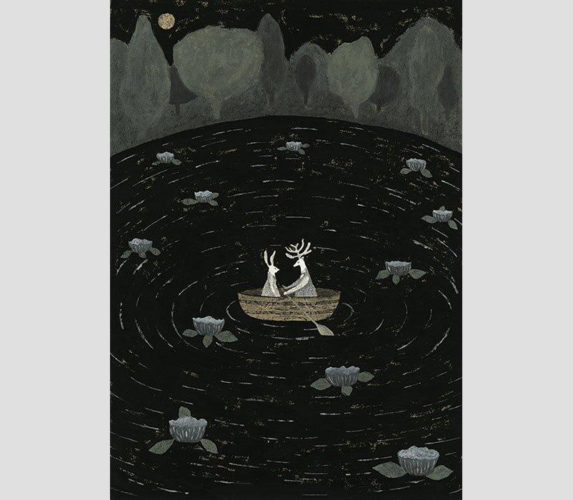 Wakabayashi - Under A Full Moon