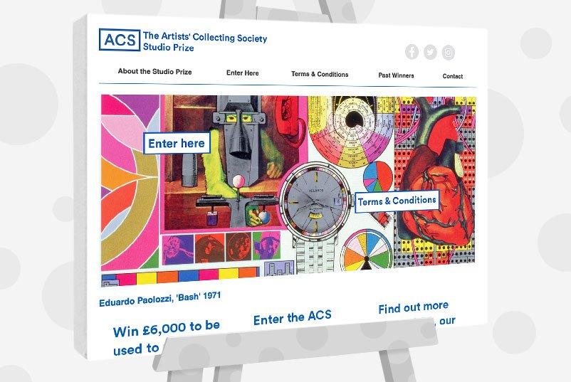 ACS Studio Prize