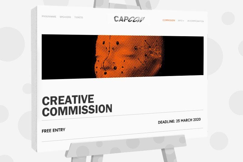 Capcon Creative Commission