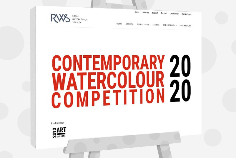 UK Art Competitions - Dates - Royal Watercolour Society
