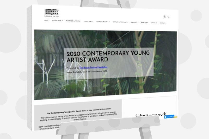Contemporary Young Artist Award