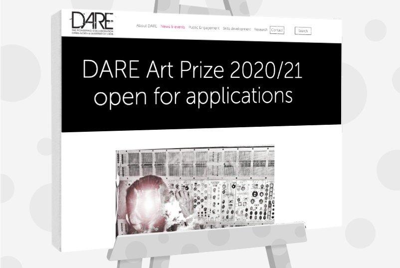 Dare Art Prize