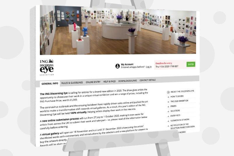 Discerning Eye Exhibition