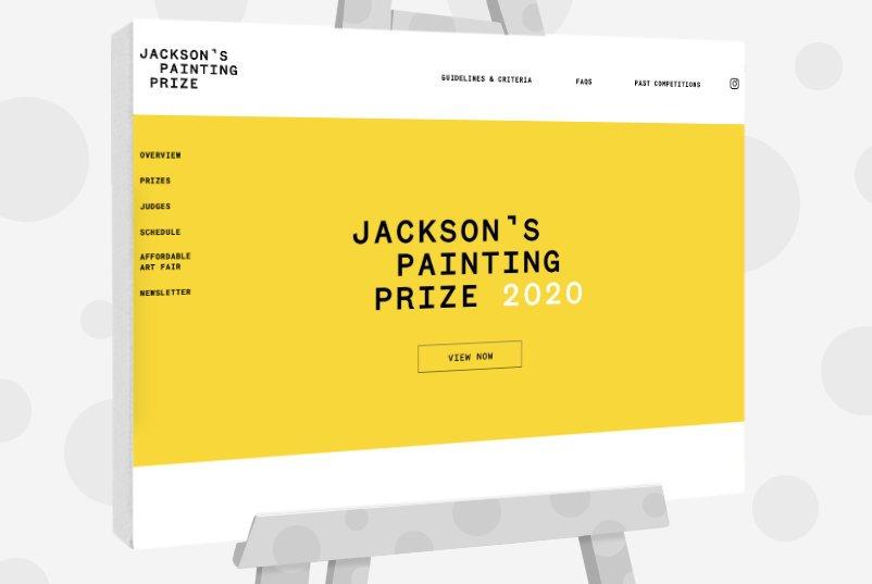 Jackson's Painting Prize
