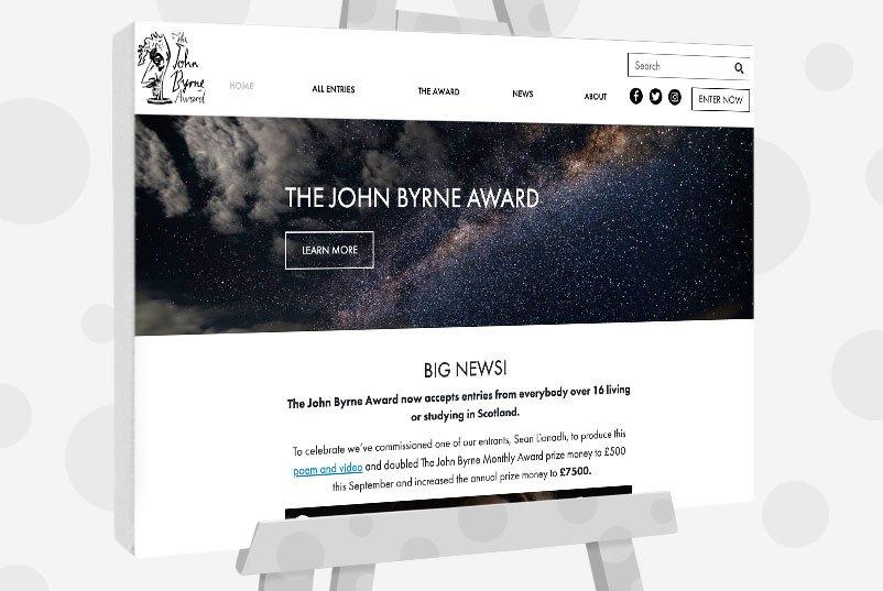 John Byrne Award