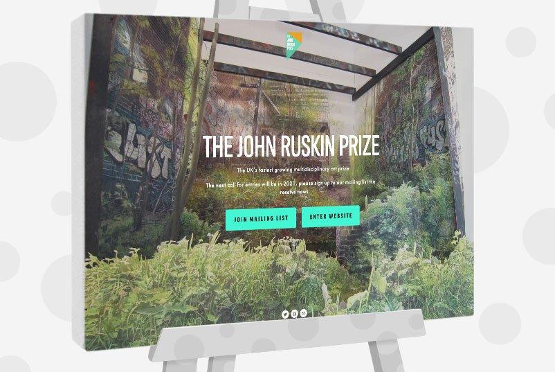 John Ruskin Prize