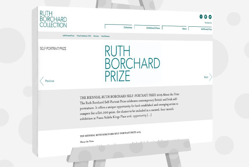 Ruth Borchard Prize