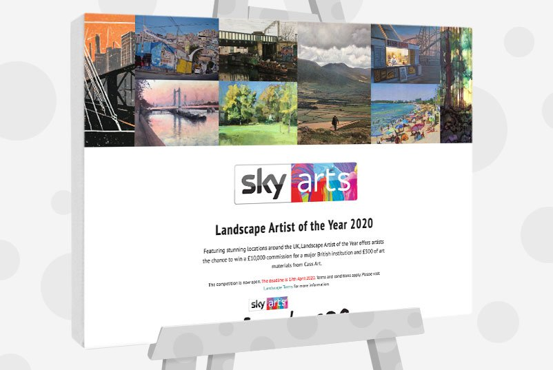 Sky Arts Landscape Artist of the Year