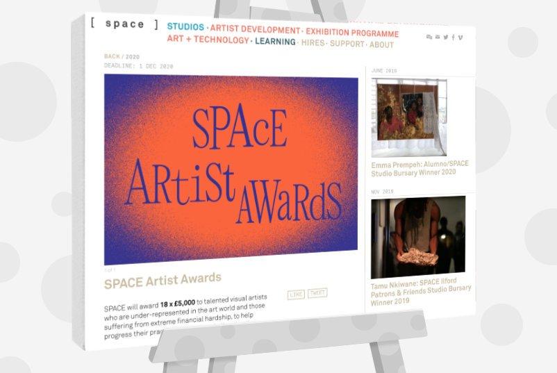 Space Artist Awards
