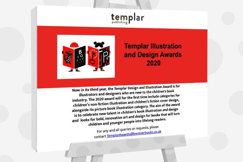 Templar Illustration and Design Awards