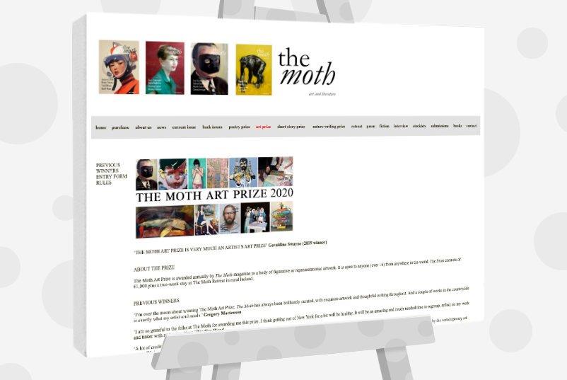 The Moth Magazine Art Prize