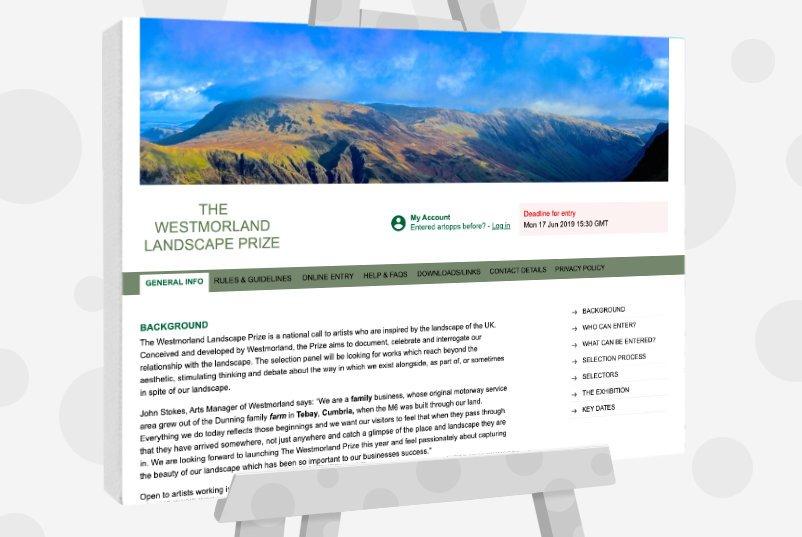 Westmorland Landscape Prize