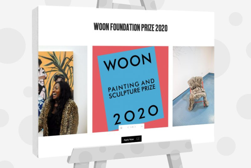 Woon Foundation Painting & Sculpture Prize