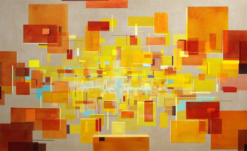 Daniel Mullen - Selling Work On Saatchi Art - Inter Expansion