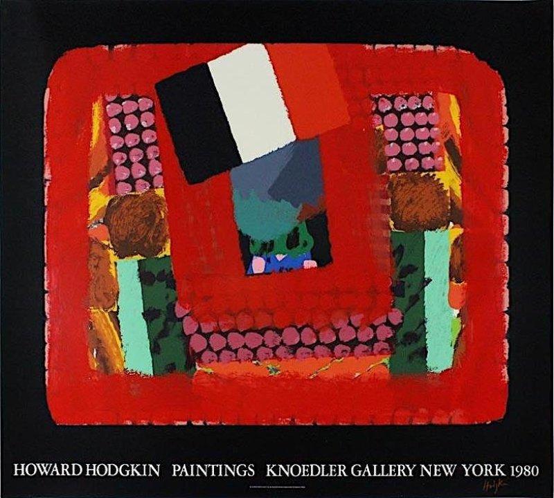 Howard Hodgkin - In A French Restaurant