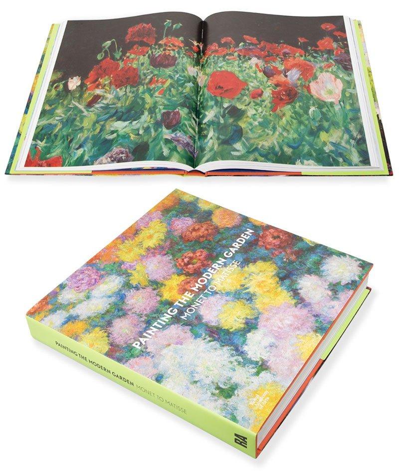 Painting The Modern Garden Hardback Book