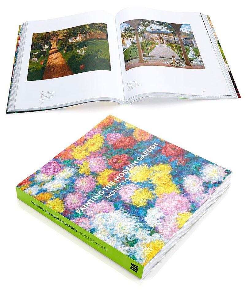 Painting The Modern Garden Book - Softback
