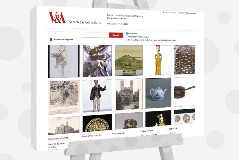 V & A Image Collection
