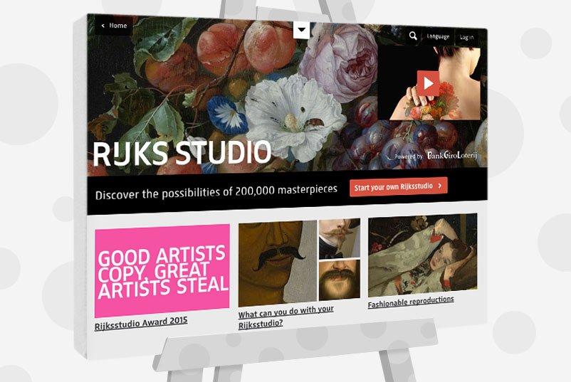 Rijks Studio