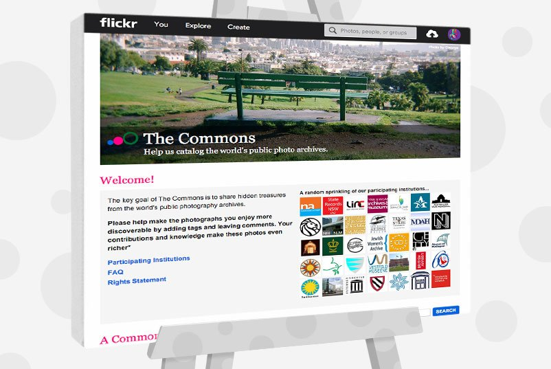 Flickr-Commons