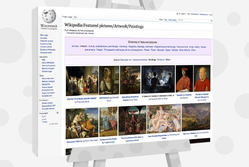Wikipedia Featured Pictures - Public Domain Images