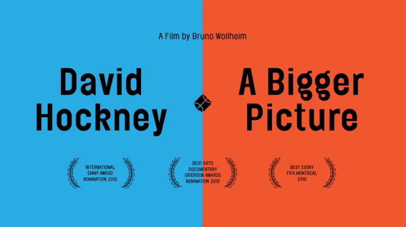 Stream David Hockney - A Bigger Picture Online